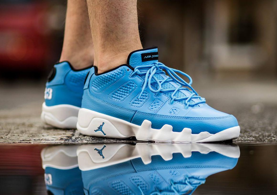 acheter chaussure Air Jordan 9 Retro Low 'Pantone' (2)