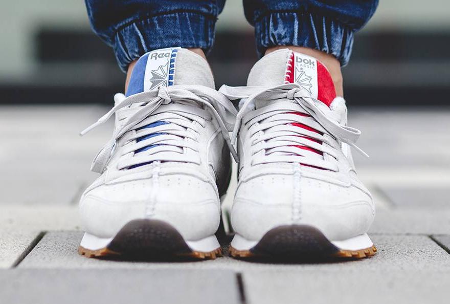 acheter chaussure Kendrick Lamar x Reebok Classic Leather 'Split Personality' (1)