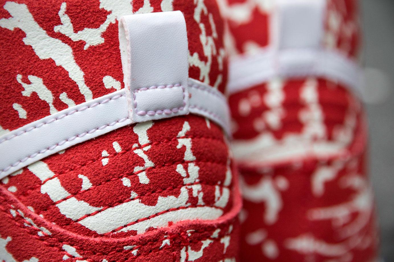 acheter chaussure Nike Dunk High Pro SB 'Raw Meat' (7)