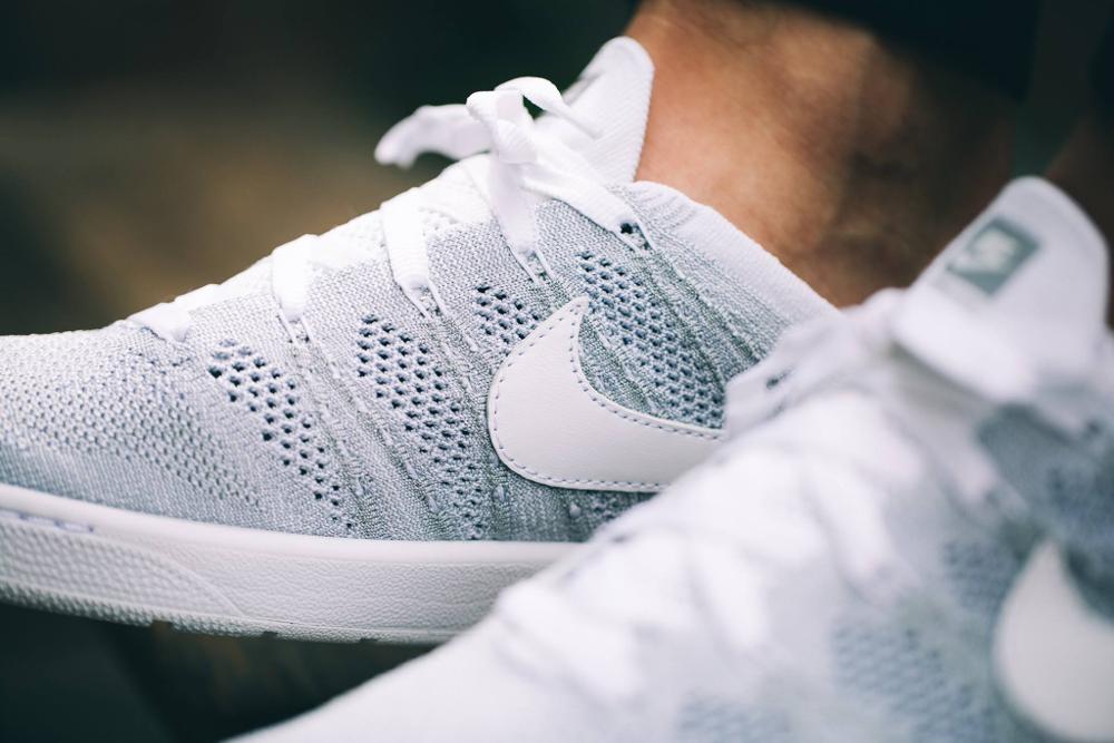 acheter chaussure Nikecourt Tennis Classic Ultra Flyknit Wolf Grey (3)