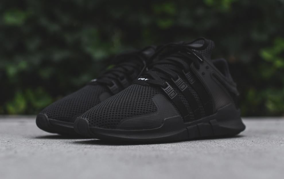 basket Adidas Equipment Support ADV 91-16 noire (1)