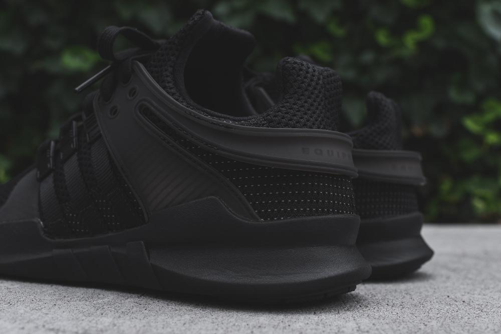 basket Adidas Equipment Support ADV 91-16 noire (2)