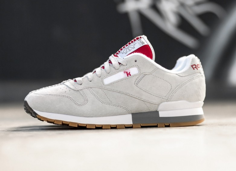 basket Kendrick Lamar x Reebok Classic Leather 'Skull Grey' (4)