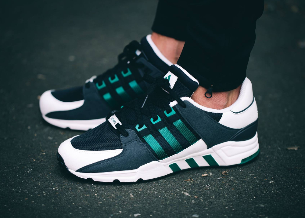 chaussure Adidas Equipment Running Support 93 OG 'Sub Green' (1)