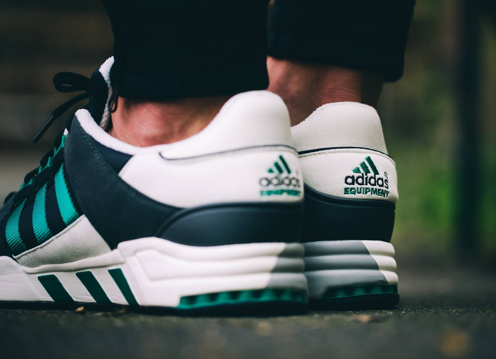 chaussure Adidas Equipment Running Support 93 OG 'Sub Green' (3)