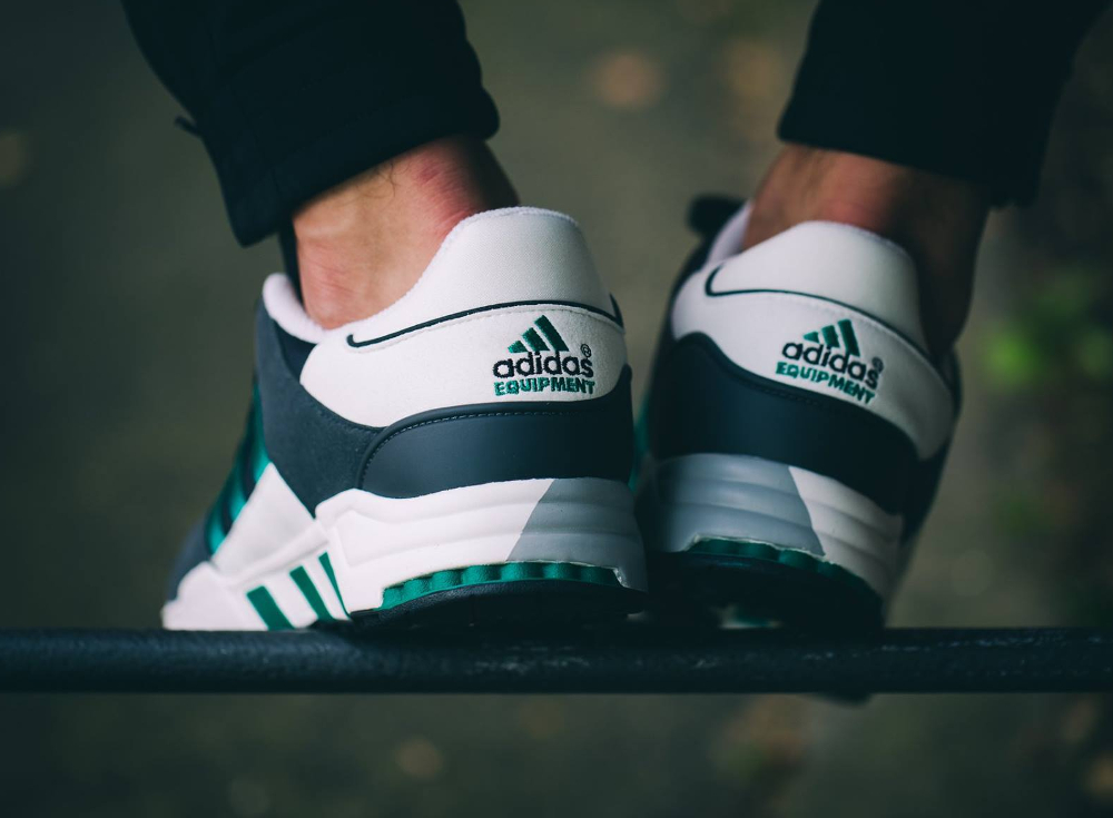 chaussure Adidas Equipment Running Support 93 OG 'Sub Green' (4)
