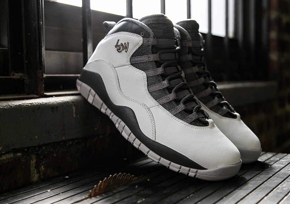 chaussure Air Jordan 10 Retro 'London' (1)