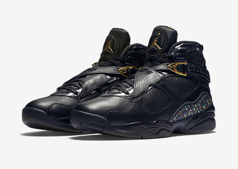 chaussure Air Jordan 8 Retro Celebration Cigars (2)
