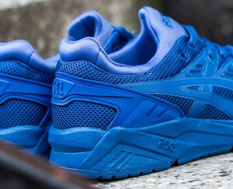 chaussure Asics Gel Kayano Trainer Evo en mesh bleu (10)