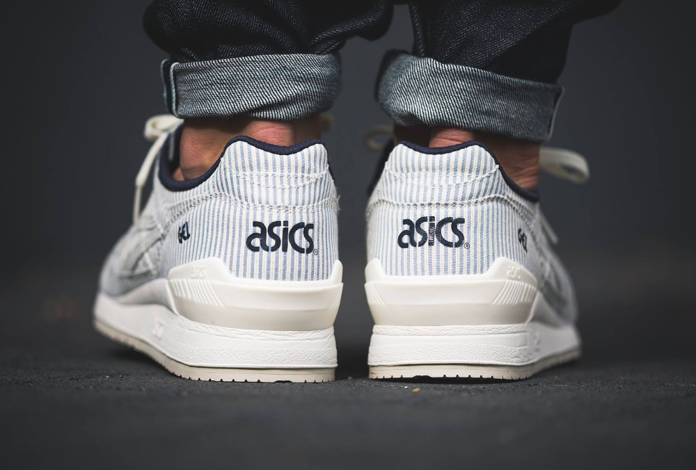 chaussure Asics Gel Respector 'Derby' Millionaire's Row Crystal Blue (3)