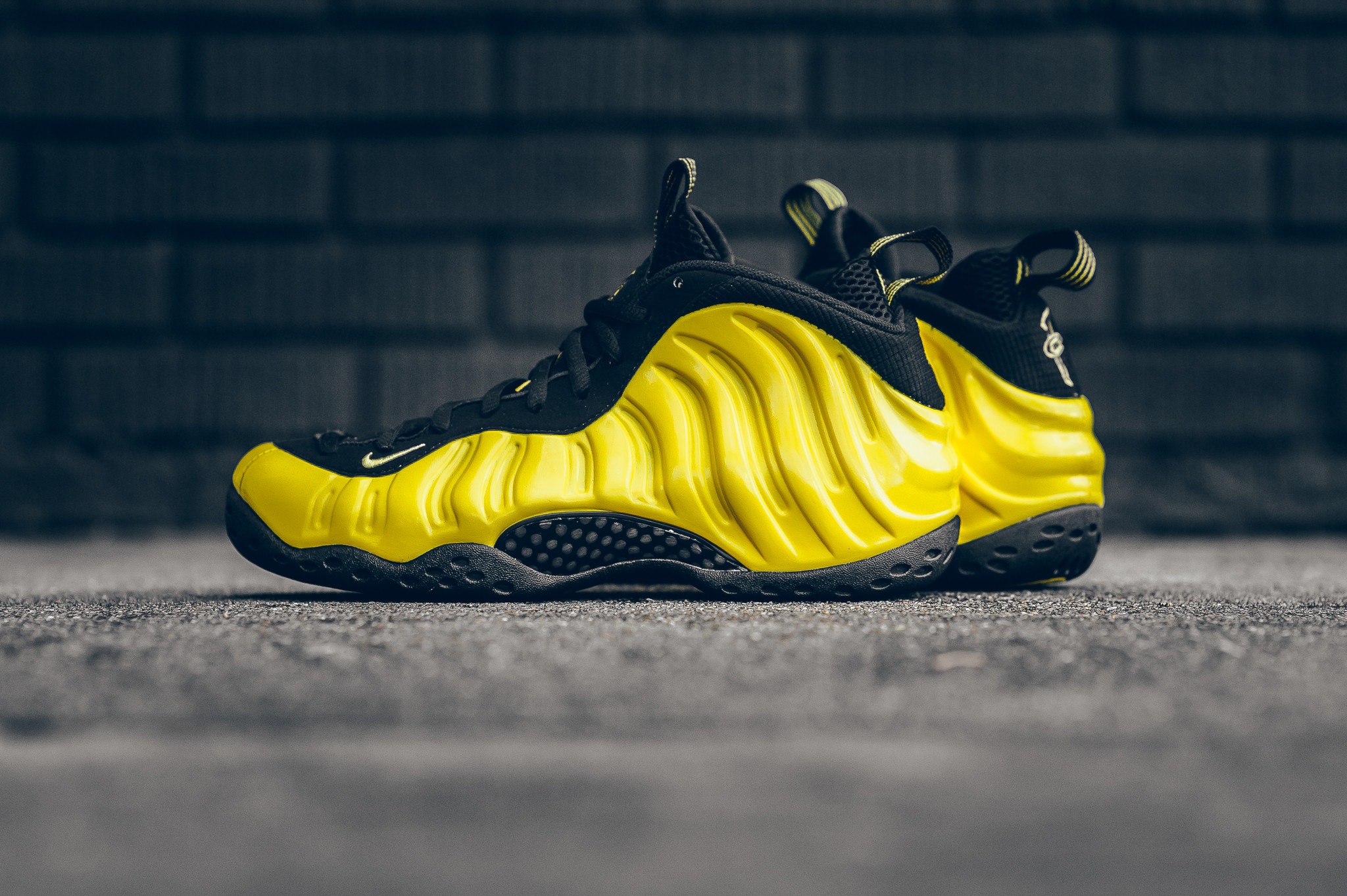 Nike Air Foamposite 'Wu Tang'