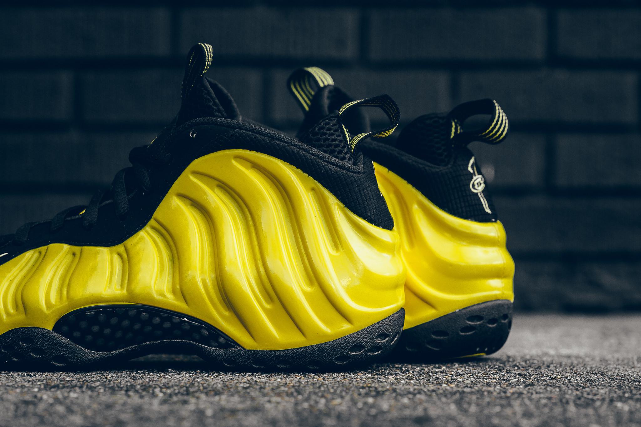 chaussure Nike Air Foamposite 'Wu Tang' (2)