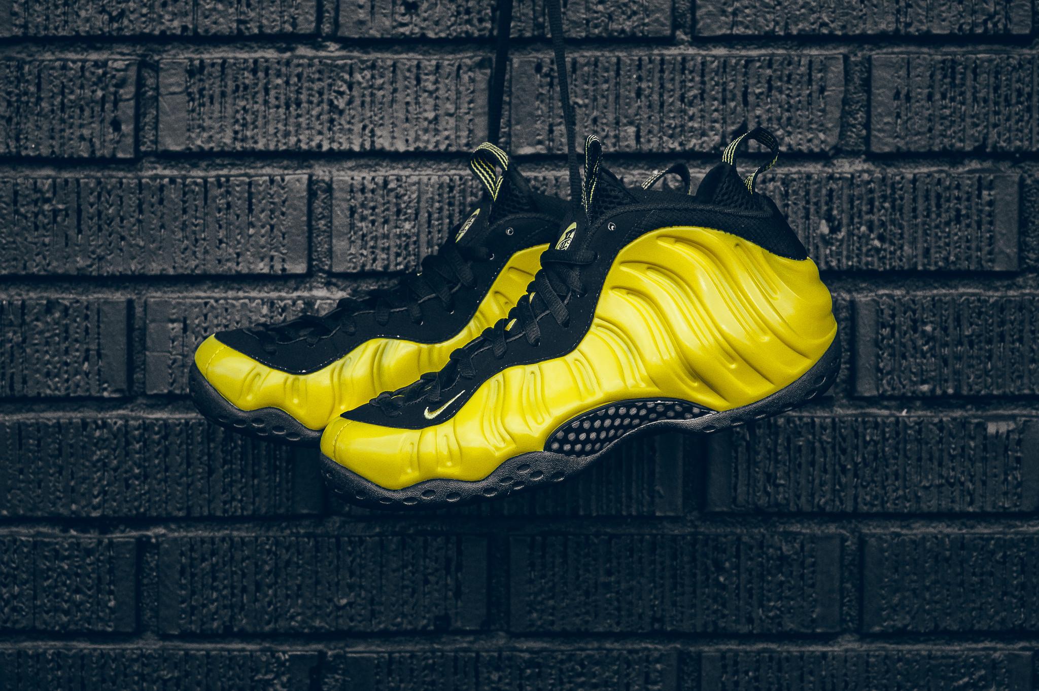 chaussure Nike Air Foamposite 'Wu Tang' (5)