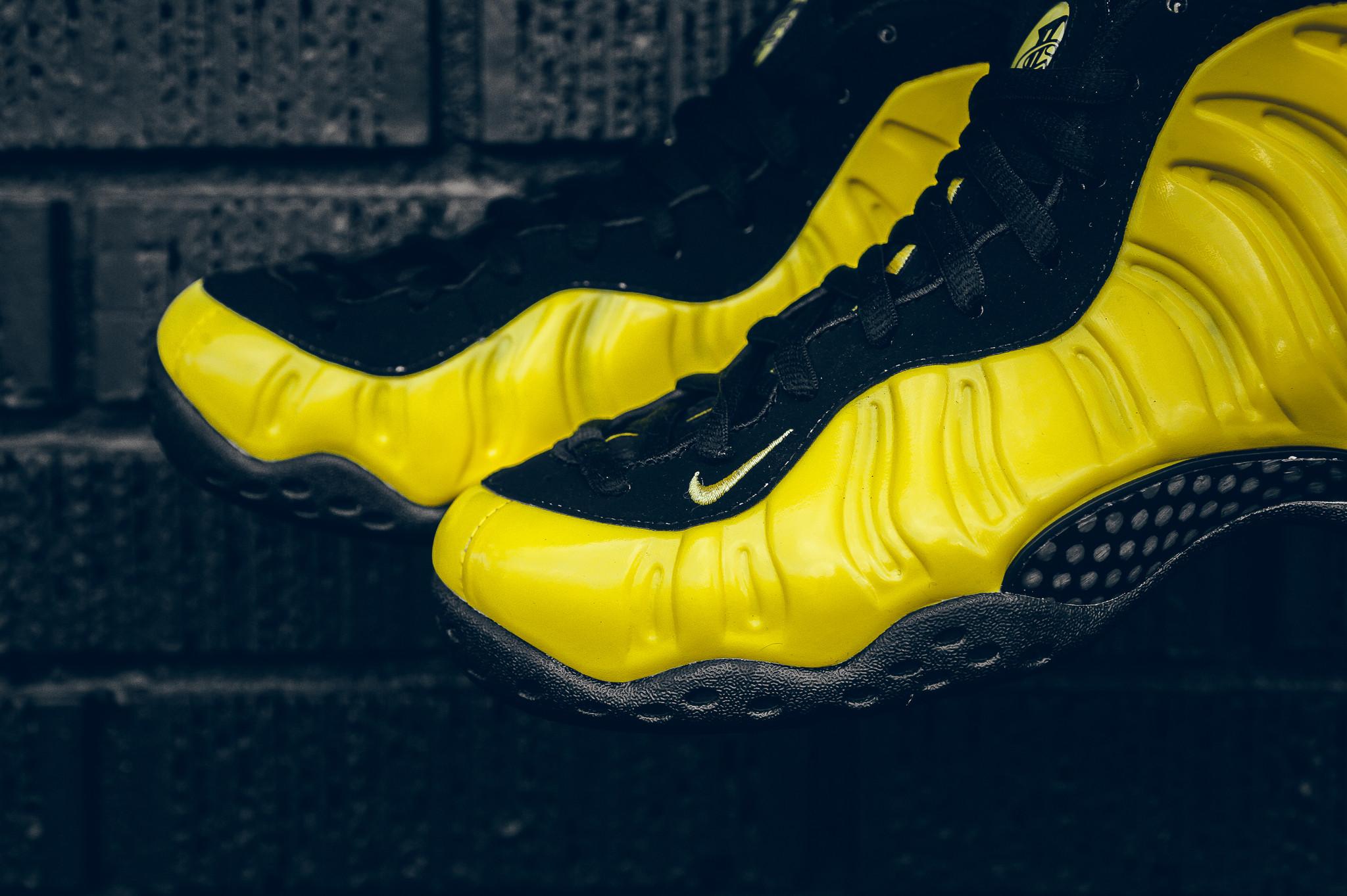 chaussure Nike Air Foamposite 'Wu Tang' (6)