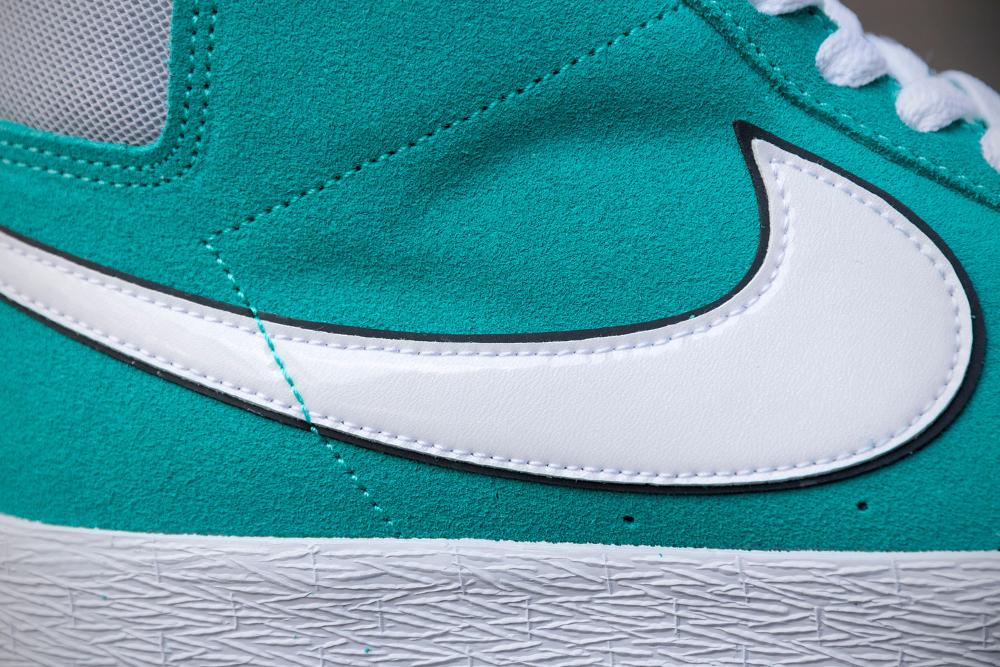 chaussure Nike Blazer SB Premium SE Hyper Jade (5)