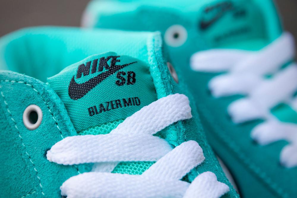 chaussure Nike Blazer SB Premium SE Hyper Jade (8)