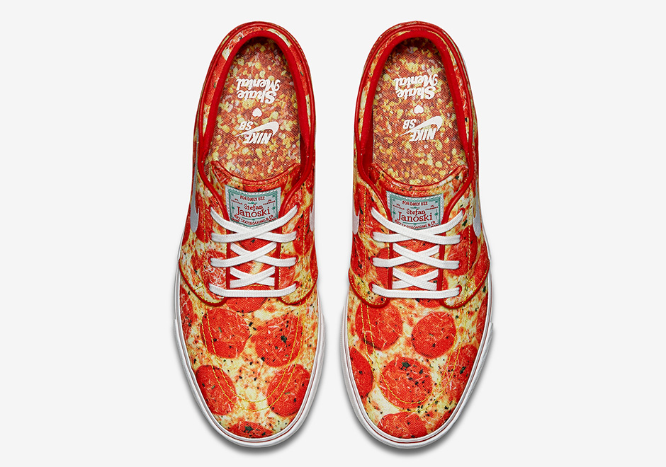 chaussure Nike SB Stefan Janoski 'Skate Mental' (4)