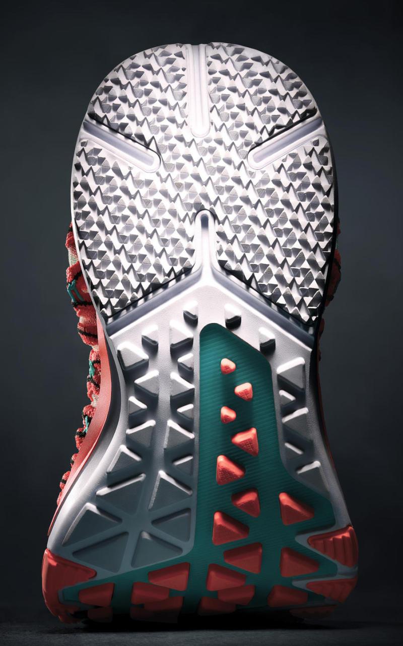 chaussure Nike Train Ultrafast Flyknit Bright Mango (5)