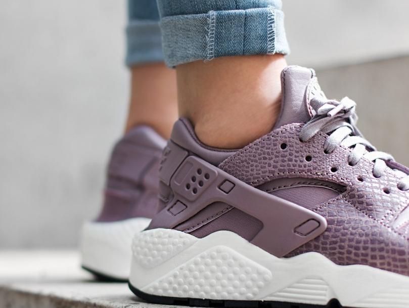 Nike Wmns Air Huarache Print 'Purple Smoke'