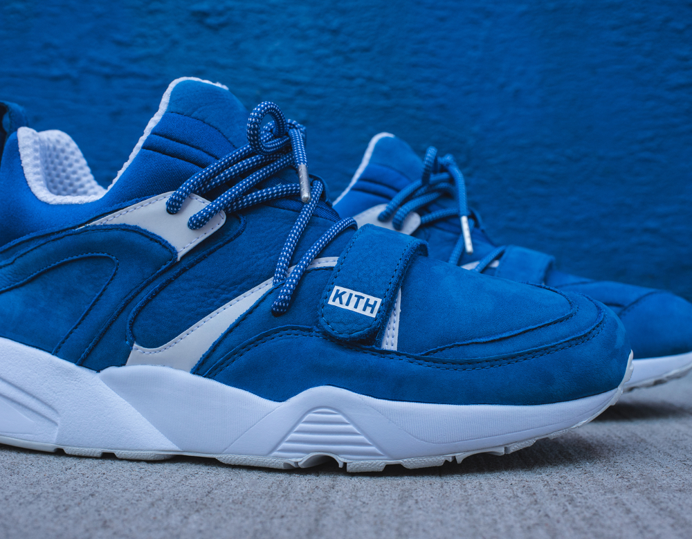 chaussure Ronnie Fieg x Puma Blaze Of Glory 'Colette Blue' (2)