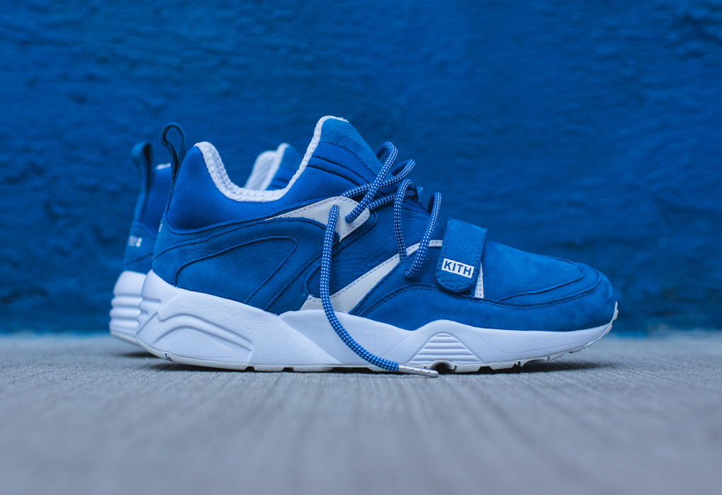 chaussure Ronnie Fieg x Puma Blaze Of Glory 'Colette Blue' (4)