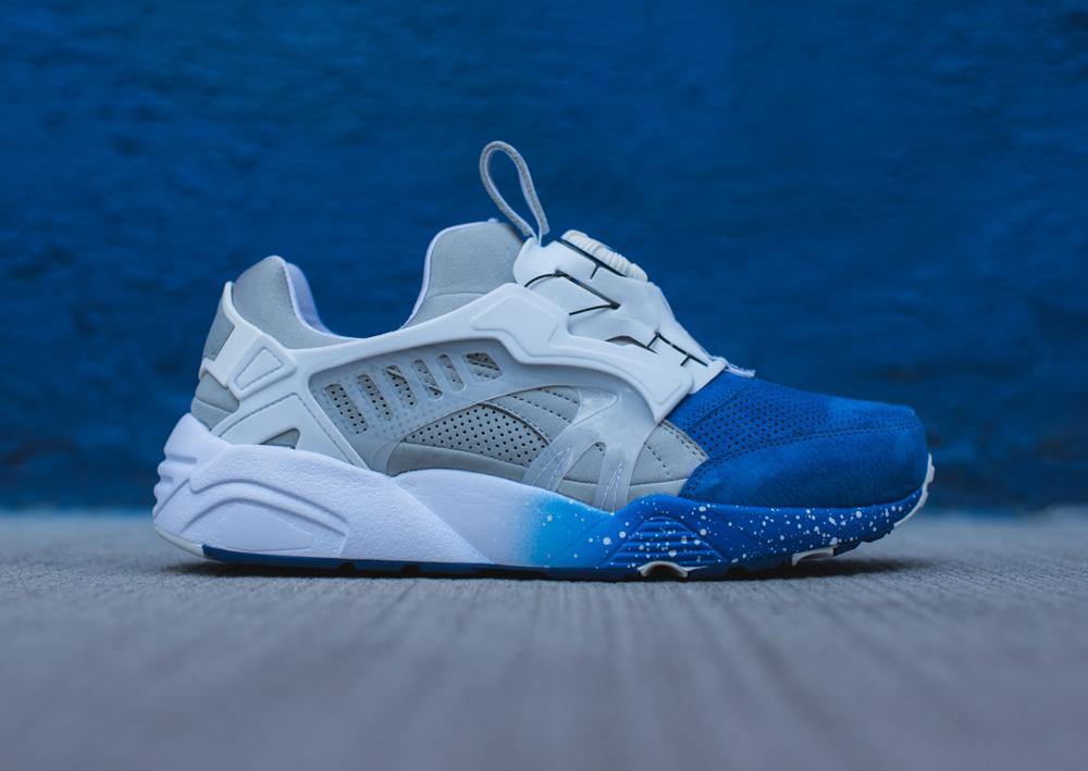chaussure Ronnie Fieg x Puma Disc Blaze 'Colette Blue' (5)