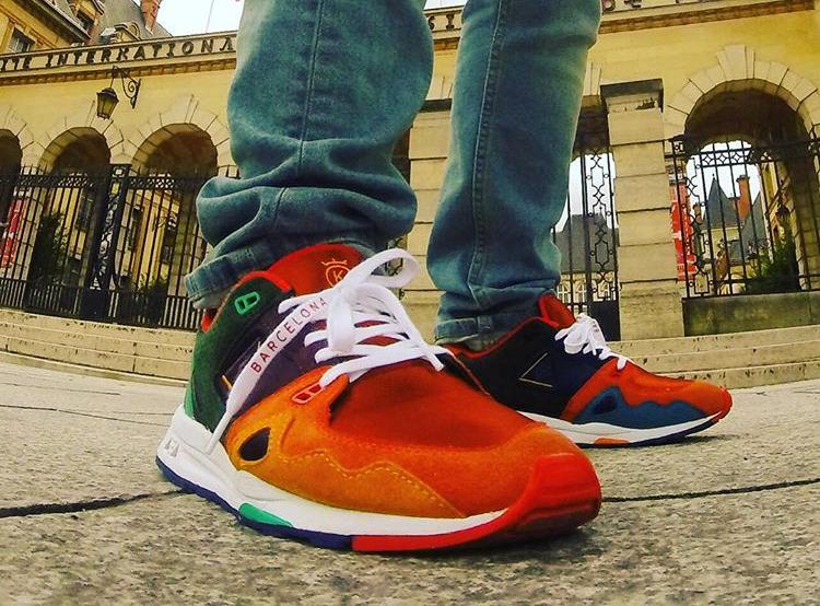 Les sneakers du jour (13/07/2016)