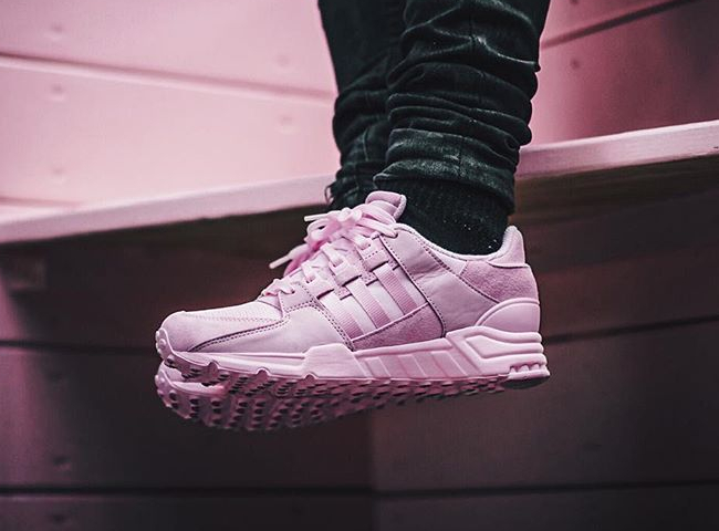 Adidas EQT Support 93 Clear Pink - @t_glick