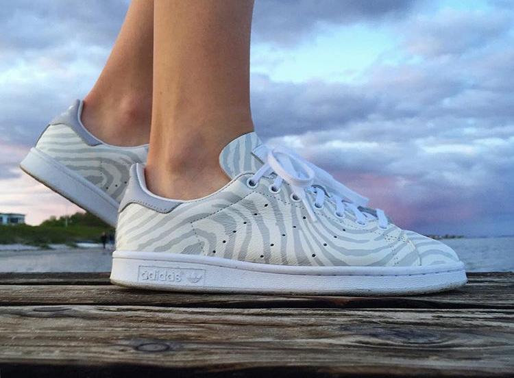 Adidas Stan Smith Zebra - @louisehegelund
