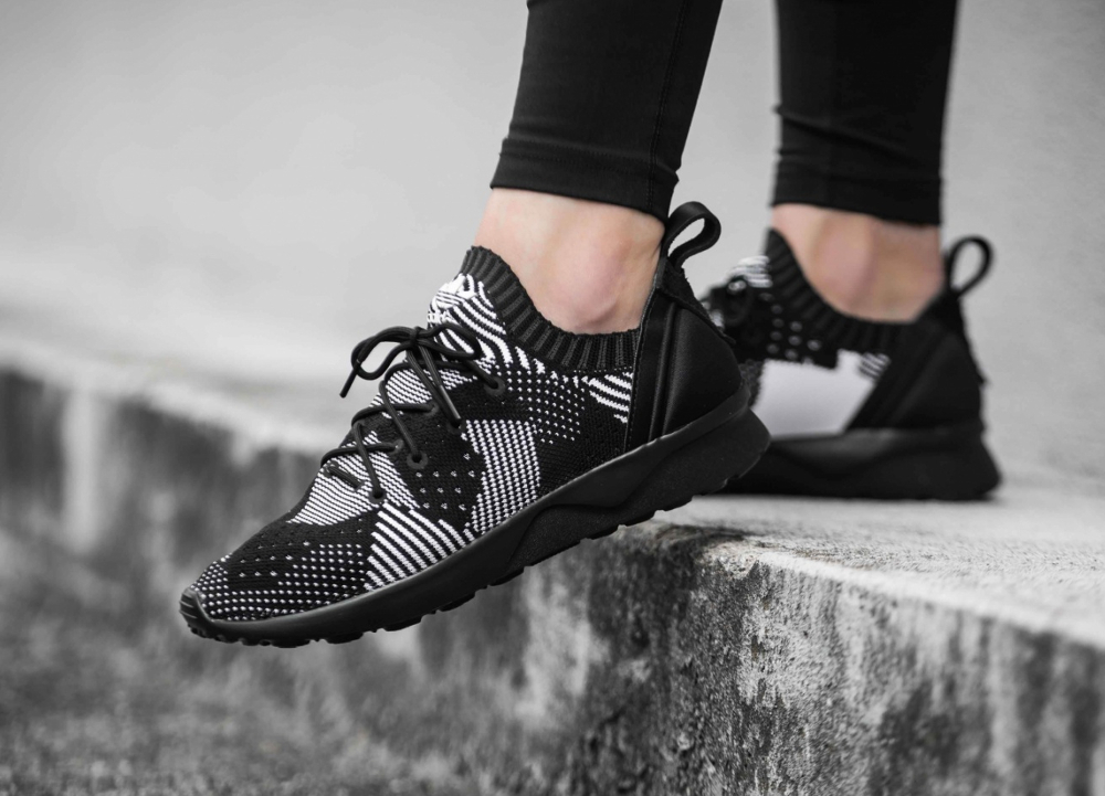 Adidas ZX Flux ADV Virtue PK W 'Core Black' (2)