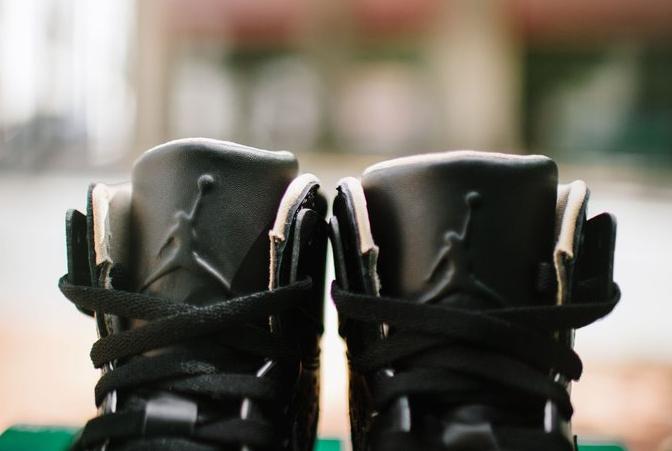 Air Jordan 1 High Retro Perf 'Vachetta Tan' noire (3)