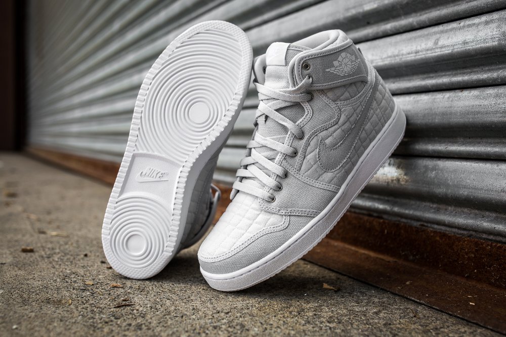 Air Jordan 1 Retro KO High OG 'Pure Platinum'