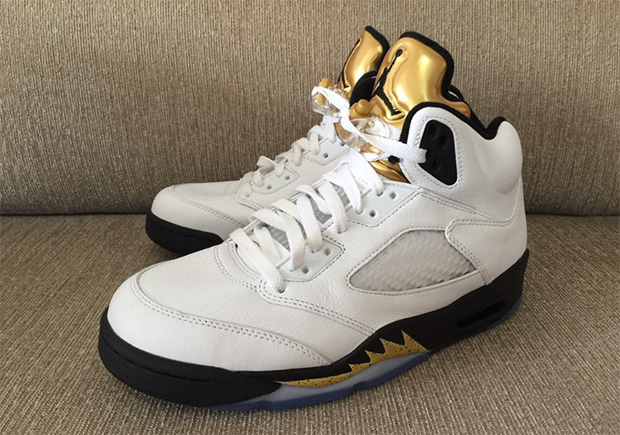 Air Jordan 5 Retro 'Olympic'