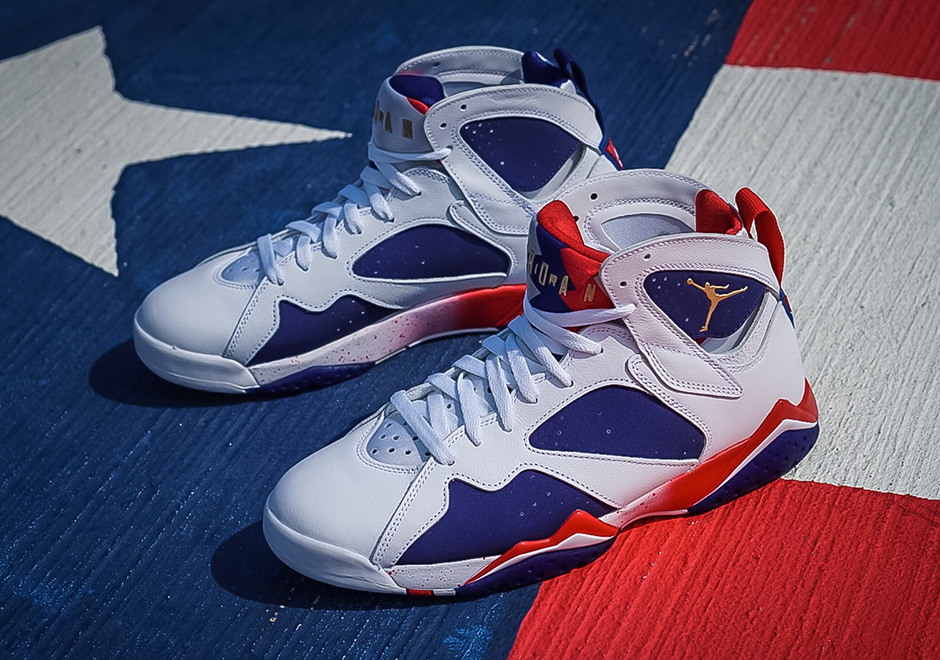 Air Jordan 7 Tinker Alternate