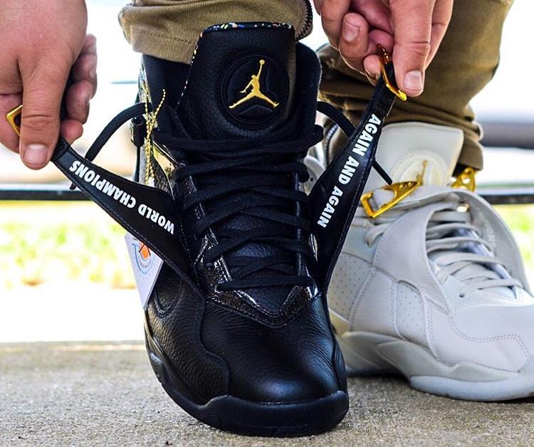 Air Jordan 8 Retro Confetti - @str8outtajersey3