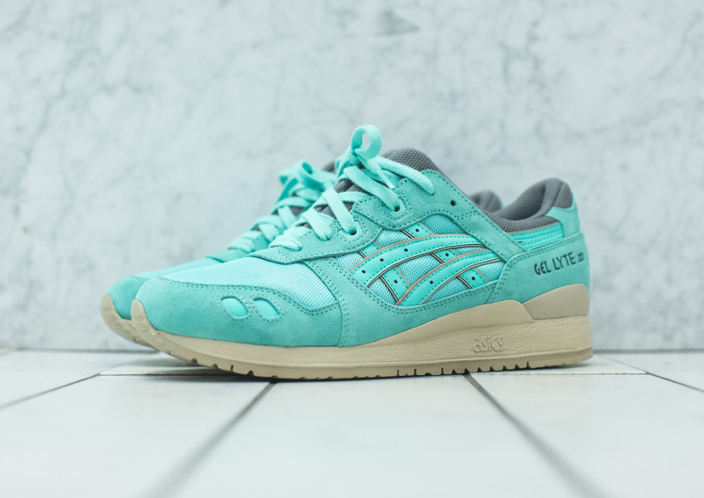 Asics Gel Lyte III 'Cockatoo Green' (1)