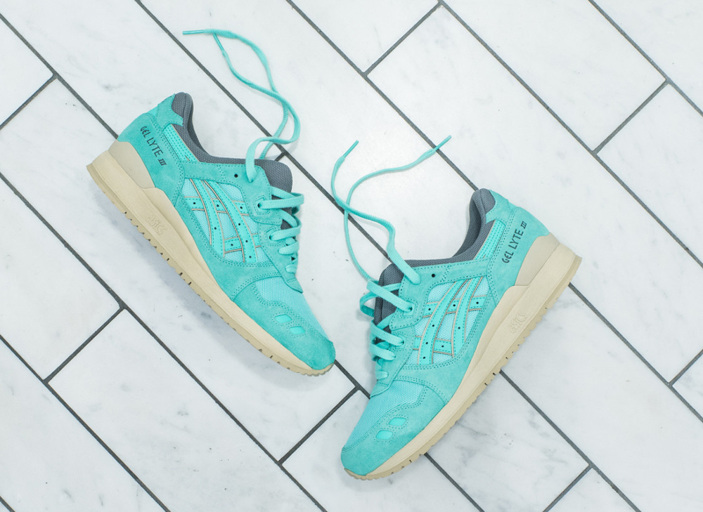 Asics Gel Lyte III 'Cockatoo Green' (4)