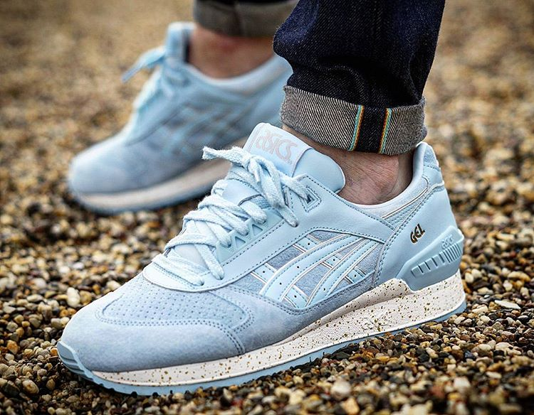 Asics Gel Respector Crystal Blue - @us.nine5