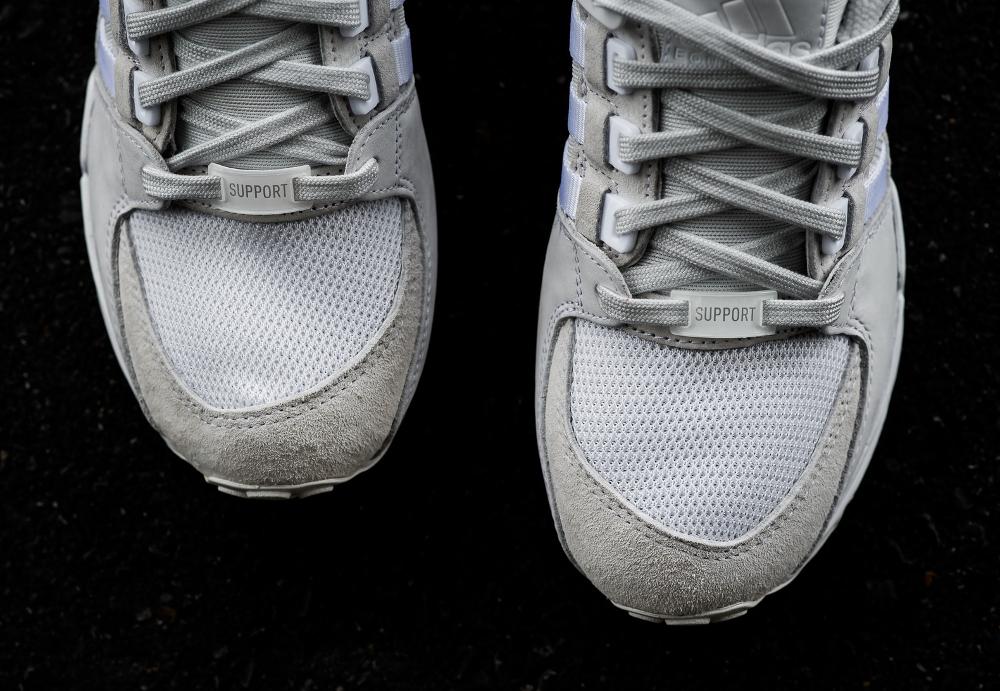 Basket Adidas Equipment Running Support 93 Vintage White (5)