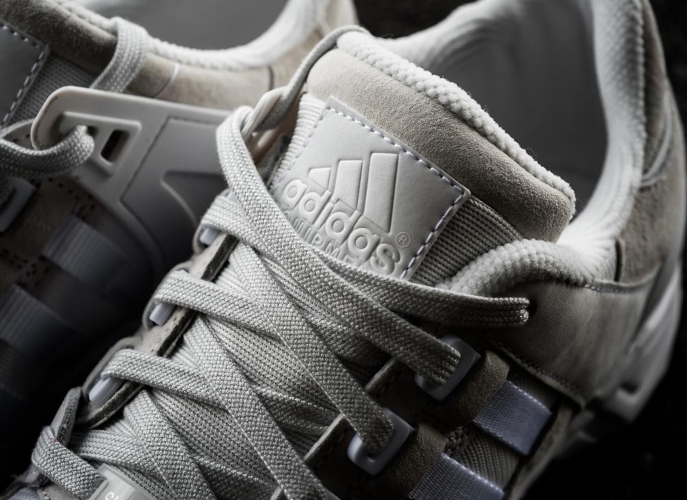 Basket Adidas Equipment Running Support 93 Vintage White (7)