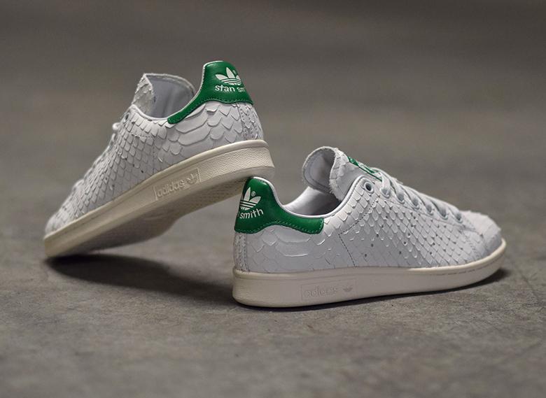 Basket Adidas Stan Smith OG Premium 'Python snakeskin' (3)