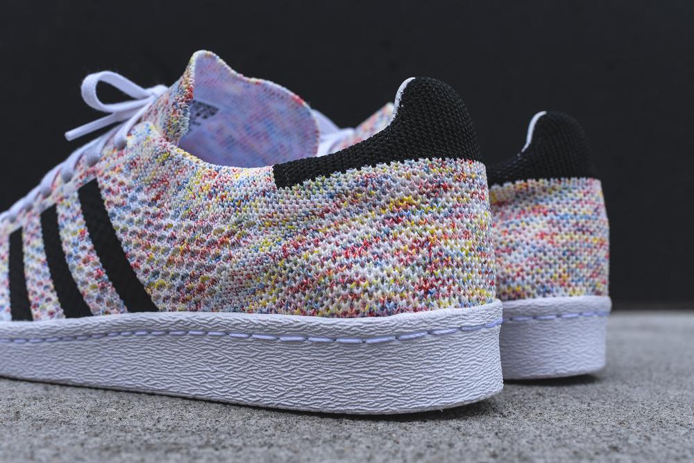 Basket Adidas Superstar 80s PK Multicolore (4)