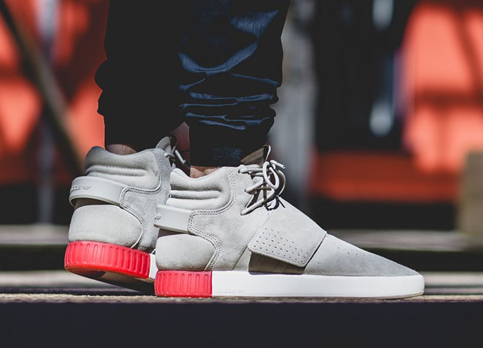 adidas Originals Tubular Invader Strap Women's Casual Six:02