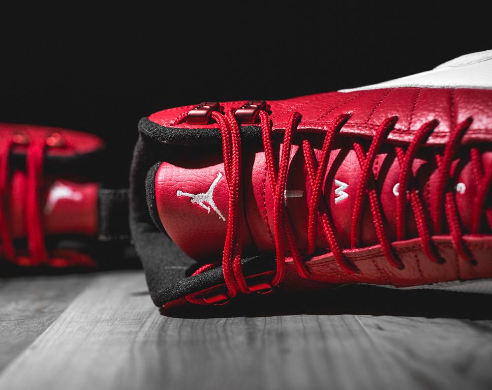Basket Air Jordan Retro 12 'Gym Red' (5)