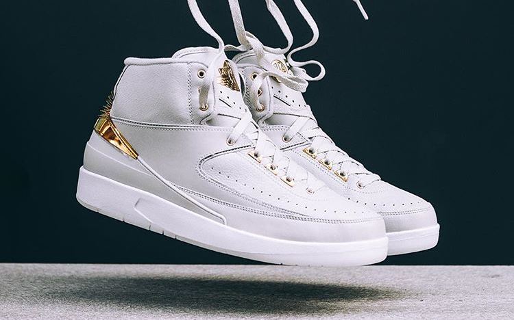 Air Jordan 2 Retro 'Quai 54'