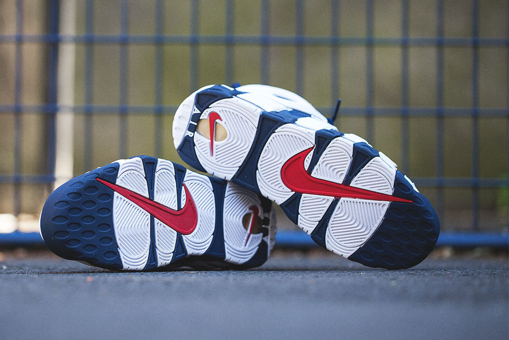 Basket Nike Air More Uptempo 'Olympic 2016' (2)