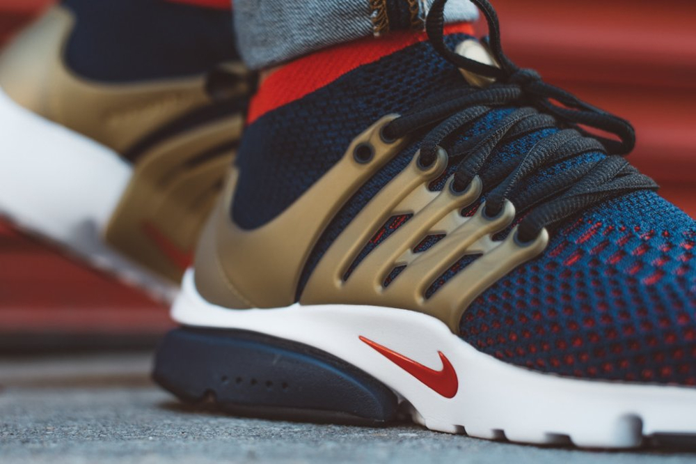 Basket Nike Air Presto Ultra Flyknit 'Olympic' (1)