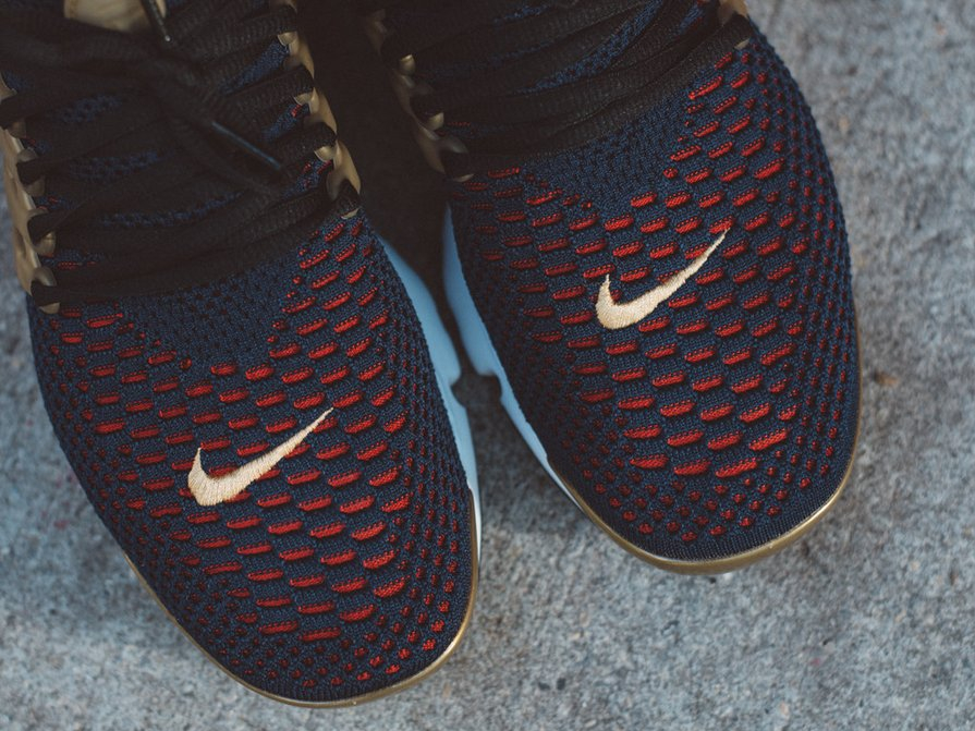 Basket Nike Air Presto Ultra Flyknit 'Olympic' (2)