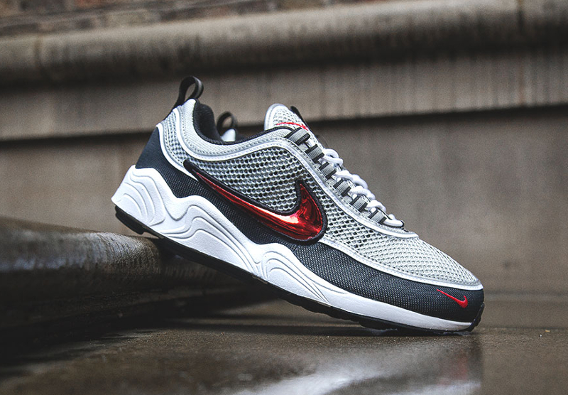 NikeLab Air Max Zoom Spiridon OG 'Sport Red' 2016