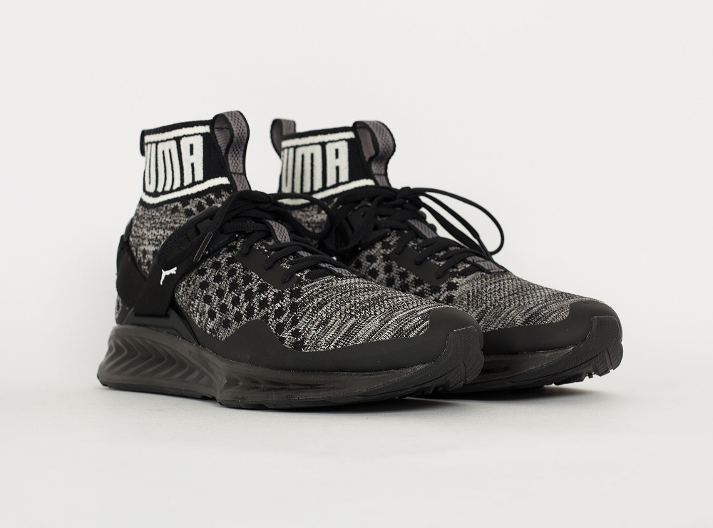 Basket Puma Ignite EvoKNIT 'Puma Black' (3)